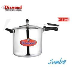 jumbo Aluminum Pressure Cooker