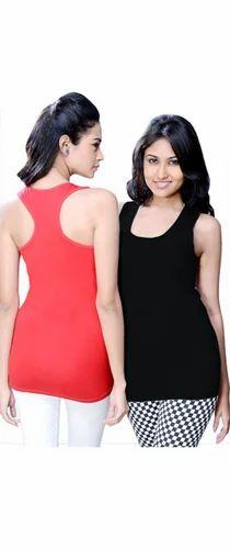 1e15b2904f7 Girls Tank Top - Girls Stylish Tank Top Manufacturer from Kolkata