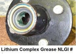 Advanced Performance Lithium Complex Grease