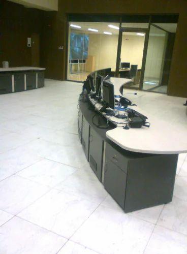 Control Room Furniture & Retail Fixtures Manufacturer from Bengaluru