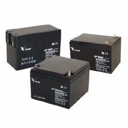VISION make SMF Batteries, 6v 1.2 Ah To 12v 9 Ah, Warranty: 6 months,1 year