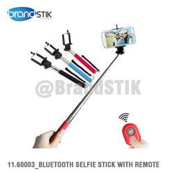 Bluetooth Selfiestick With Remote Shutter
