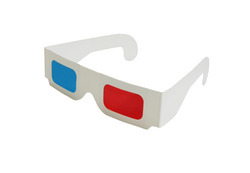 Anaglyph Red/cyan 3D Glasses Paper Glasses