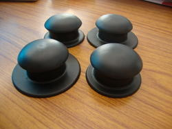 Non Stick Cookware Lid Knobs