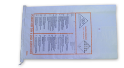 White Paper HDPE Bags