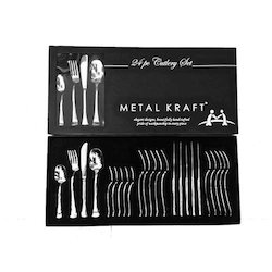 Trident Pattern 24 Pc Cutlery Set