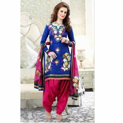 abe0f72bf8 Ladies Designer Salwar Suit at Rs 1000 /piece(s) | Salwar Suit ...