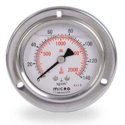 Micro HP Pressure Gauge -28 Kg