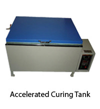 Accelerated Curing Tank- 12 Cubes