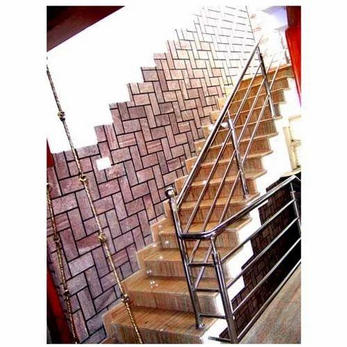 Orissa Stone - Horizontal Strips Wall Cladding ...