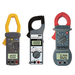 AC / DC Digital Clampmeters