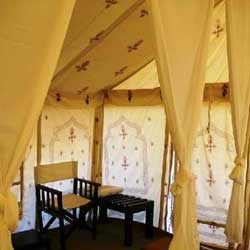 Royal Camp Tent