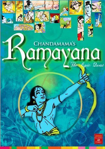 Ramayana The Epic Story