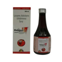 Nutritional Supplement Syrup