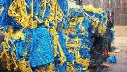 Reprocessing Plastic Scrap