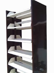 Double Side Library Racks