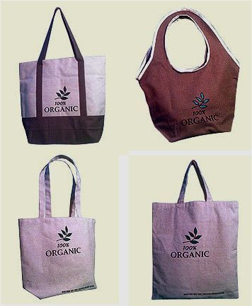 Eco Friendly Jute Shopping Bags - Eco Friendly Products, Mumbai | ID