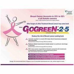 Letrozole Tablets 2.5 mg