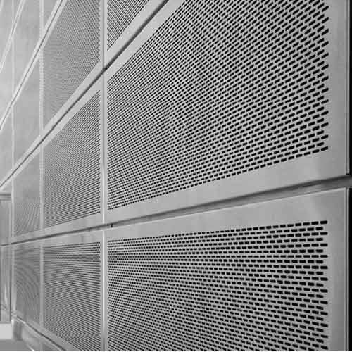 Wire Mesh Perforated Sheets Manufacturer From Mumbai