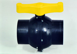 PVC Heavy Duty Ball Valve