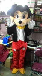 Mickey Mascot - Soft Toy
