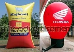 Ground Inflatable Advertising
