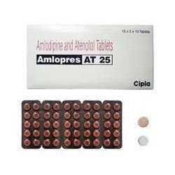 Amlopres At 25 Tablets