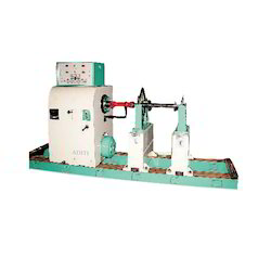 Horizontal End Driven Balancing Machines