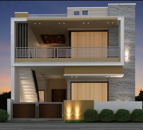 Best Exterior Design App: 3bhk Good Looking New House In Toor Enclave In Bank Colony