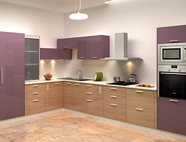 godrej kitchen design l shaped kitchen cuisine regale ashwin enterprises 1254