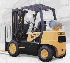 Daewoo Forklift Spare Parts | Aero Engineering | Service Provider in