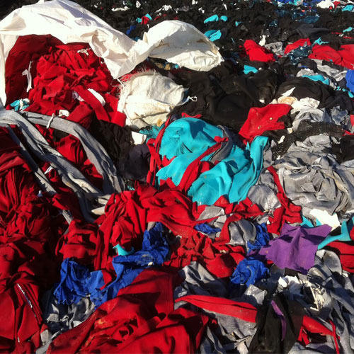 Waste Cloth - Fabric waste Latest Price, Manufacturers