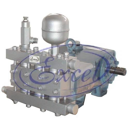 Triplex Plunger Pumps