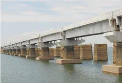 Lakshmantheertha Bridge Construction Service