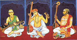 Origin of Carnatic Music