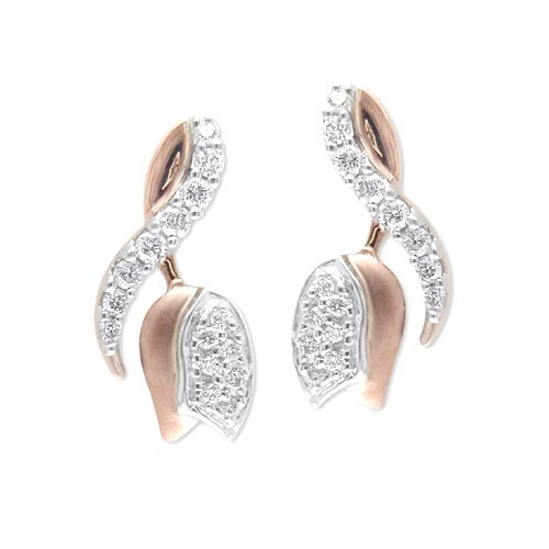 75b98bef44909 Designer Diamond Earrings - View Specifications & Details of Diamond ...