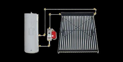 Pressurized Solar Water Heater System - Sun Birds Solar Power ...