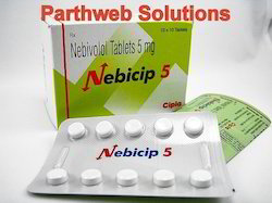 Bystolic Tablets, Nebicip (Nebivolol Tablets)