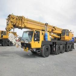 Hydraulic Cranes on Hire