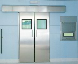 ACP Flush Door