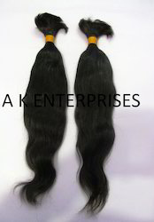 Virgin Natural Bulk Hair