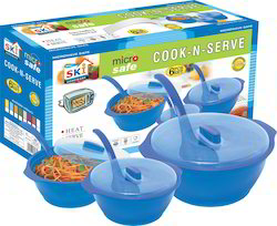 Cook N Serve Round 6pcs Set