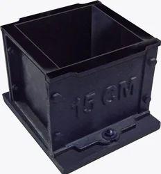 Non ISI Cube Mould (15cm x 15cm x 15cm)