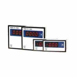 3 1/2 Digit AC Ammeter / Voltmeter