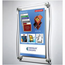 Acrylic Wall Display Frame