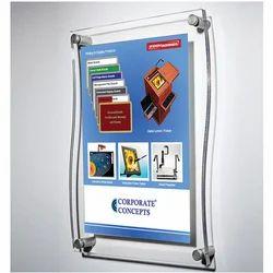 Acrylic Wall Display Frame