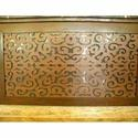 Wall Brass Laser Cutting Services