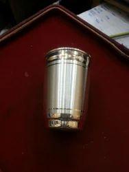 Pure Silver Glass