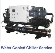 Water Cooled Chiller Repair Services