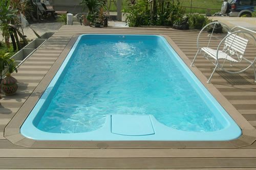 Prefabricated Swimming Pool - FRP Pools Manufacturer from ...